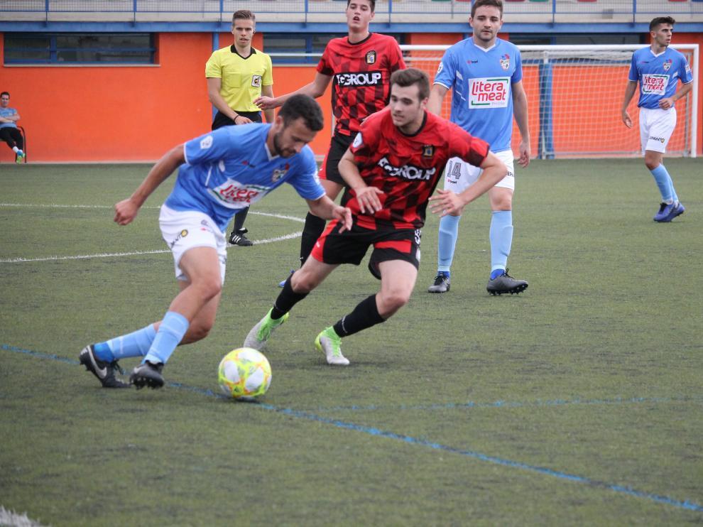 Binéfar-Tamarite | Tercera División