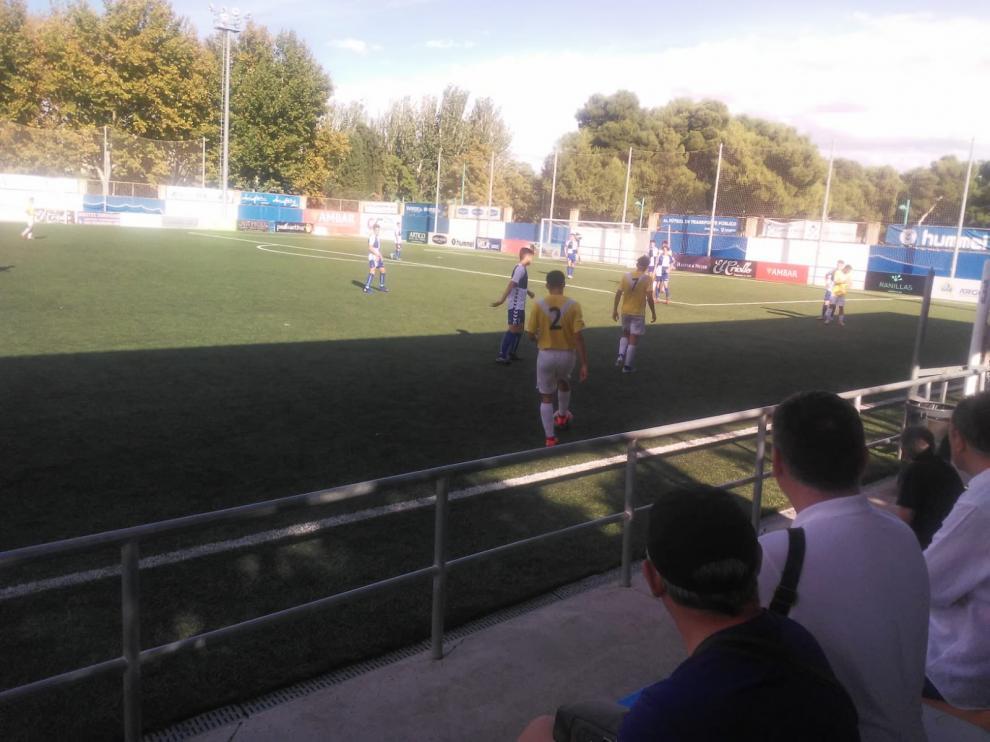 Ebro-Europa   División de Honor Juvenil