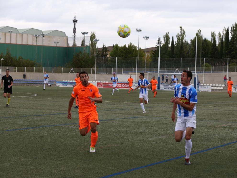 Ejea-Ebro   Segunda División B