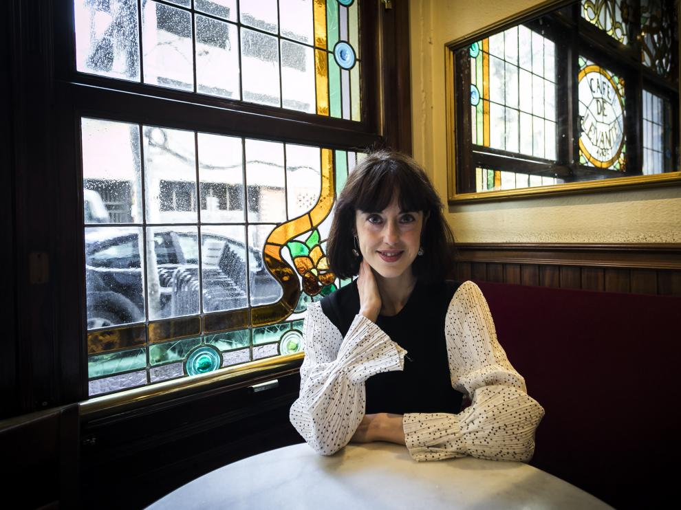 La escritora y columnista de HERALDO Irene Vallejo.