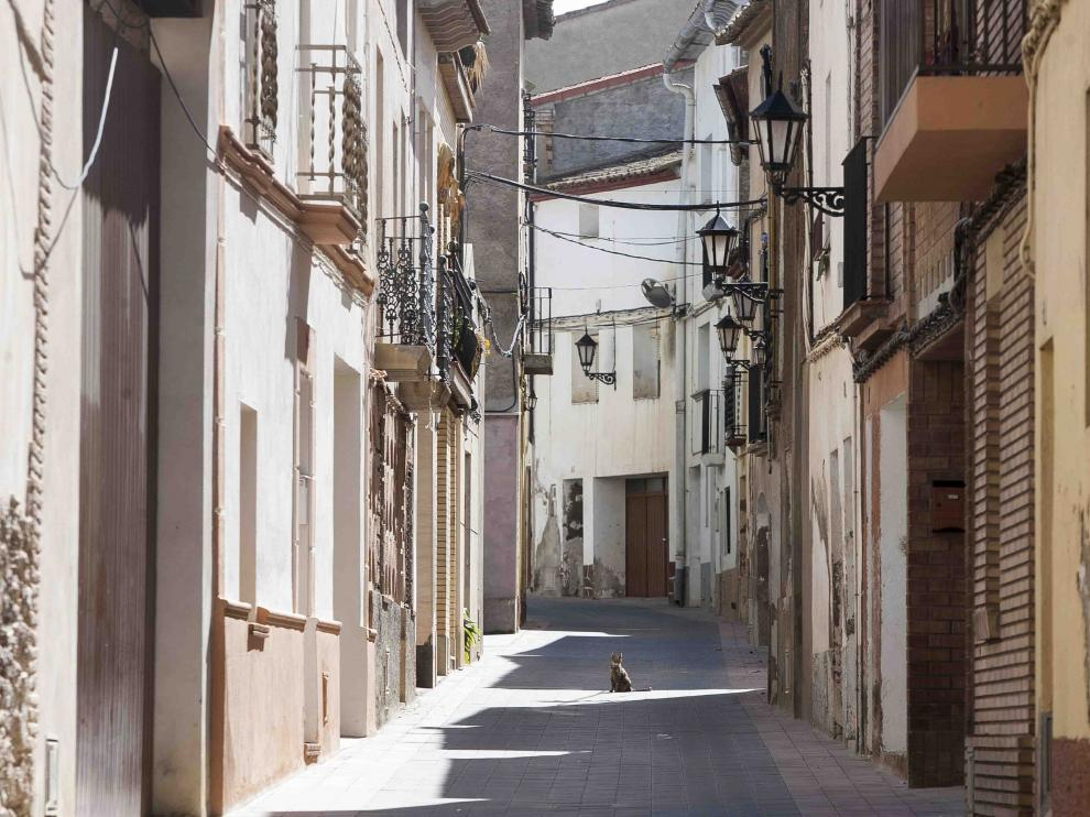 Calle de Binaced
