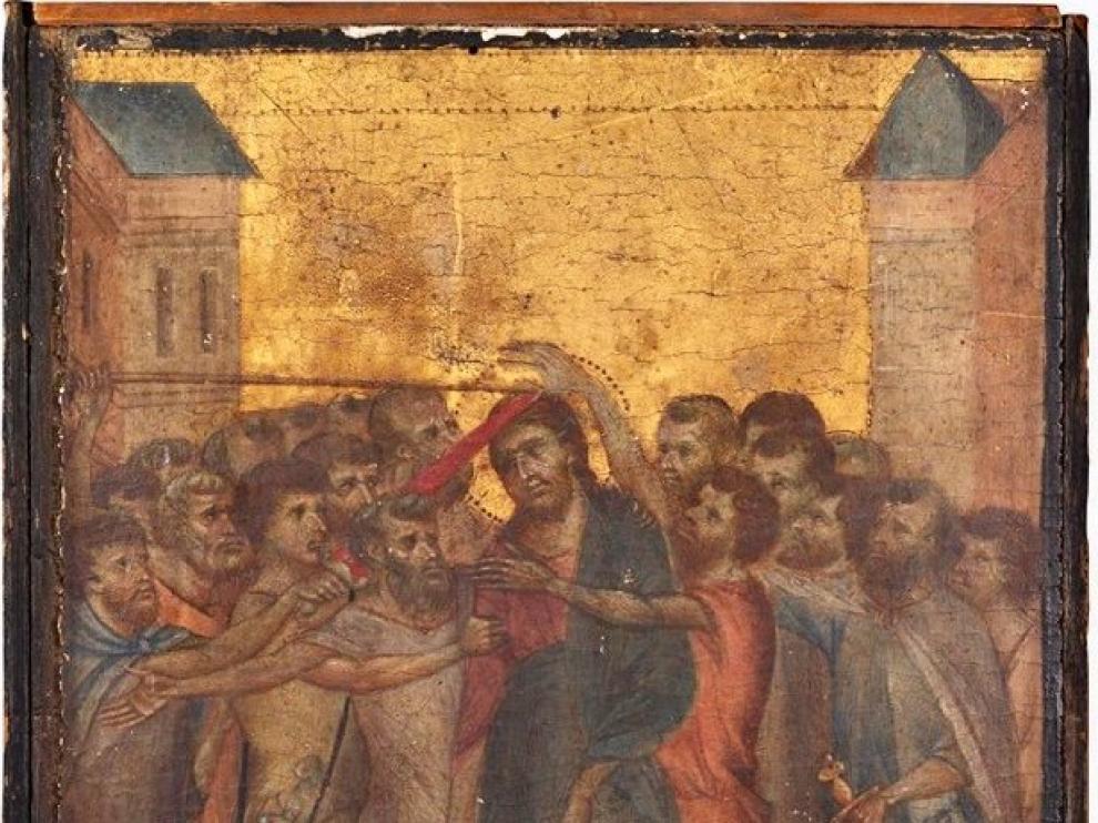'El Cristo burlado'