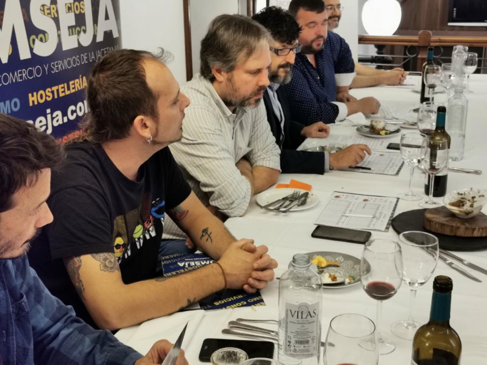 Más de 60 propuestas gastronómicas en el XIII Concurso de Tapas y Cazoletas de la Jacetania.