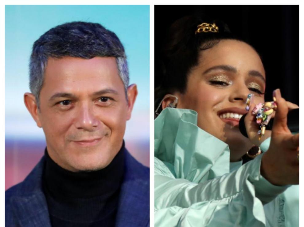 Alejandro Sanz y Rosalía lideran las nominaciones de los Latin Grammy.