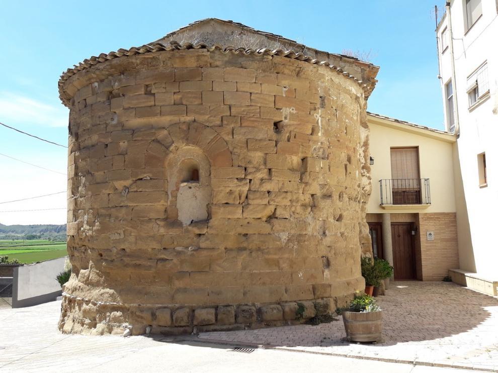 La iglesia de Cofita