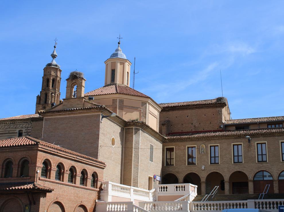 El antiguo convento de San Francisco será una de las paradas de la visita.