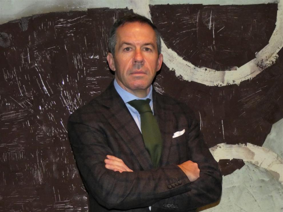Jorge Vilarrubí, director del Dpto. de Derecho Mercantil.