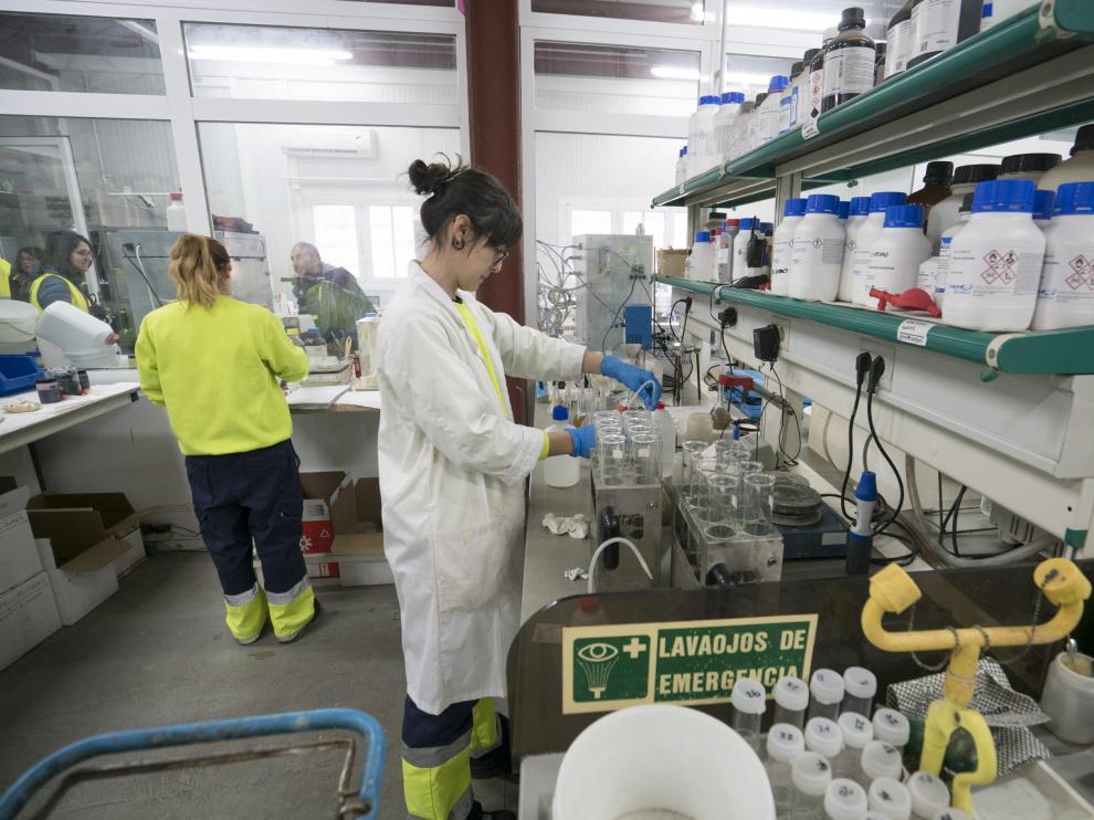 Fabrica de fertilizantes de Fertinagro en Utrillas. Generoso Martin.foto Antonio garcia/bykofoto. 14/02/18 [[[FOTOGRAFOS]]]