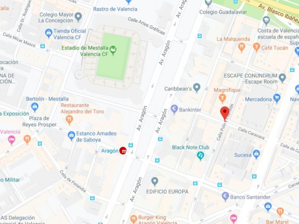 Detenidos cuatro jóvenes por una agresión homófoba en Valencia