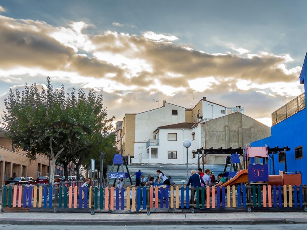 El parque de El Descansillo es uno de los espacios donde se va a actuar.