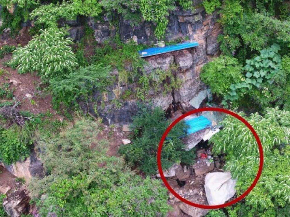 Un dron permite capturar a un fugitivo chino que se escapó de la cárcel hace 17 años