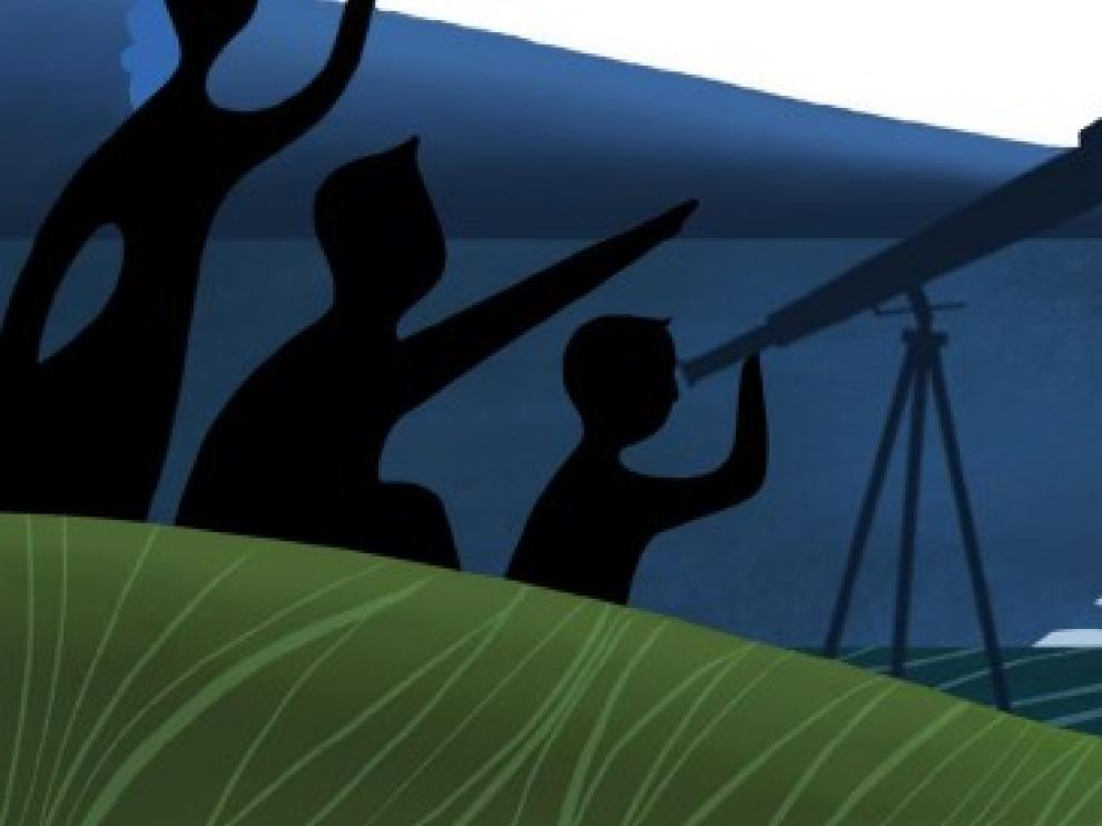 El Día Internacional de la Observación de la Luna se celebra el 5 de octubre