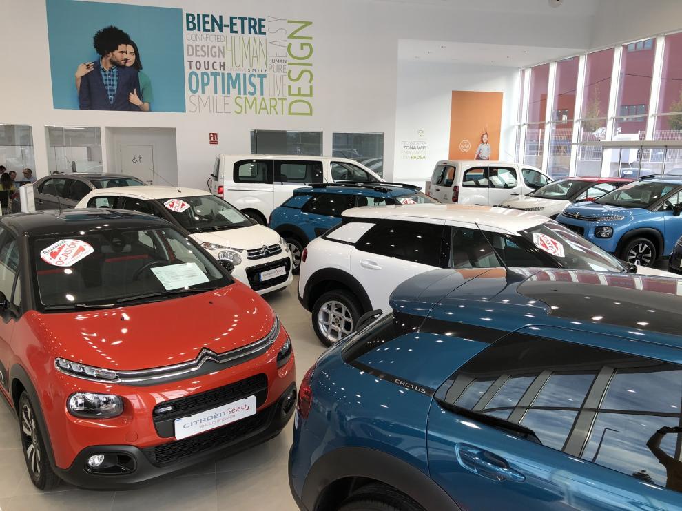 Algunos de los modelos con descuento de Citroën Aramovil