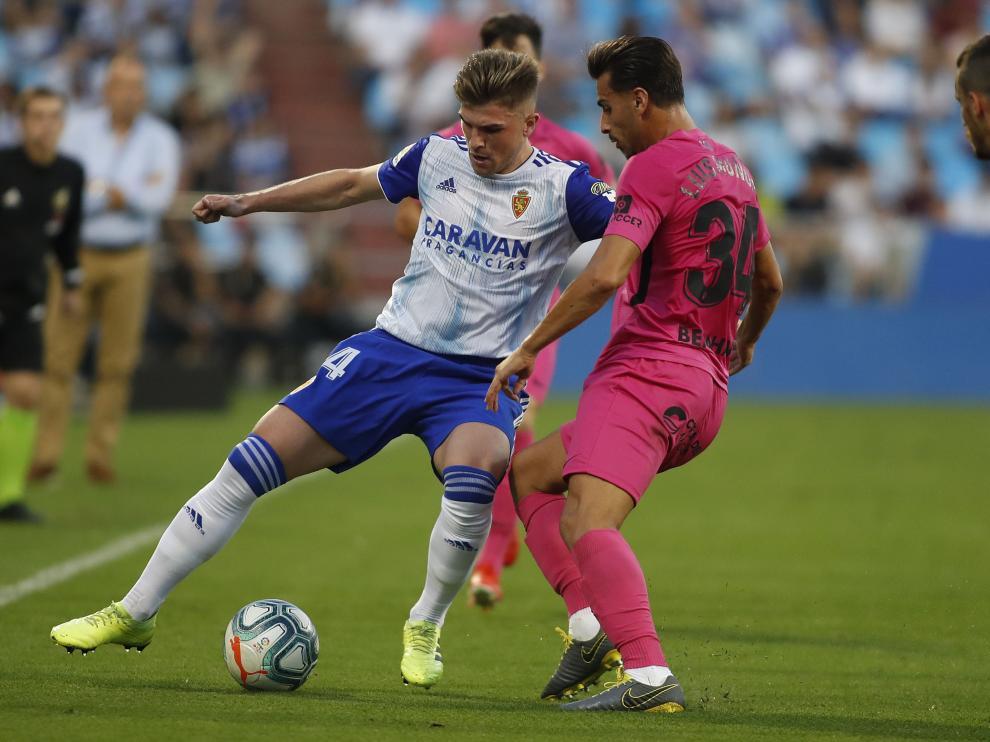 Real Zaragoza-Málaga