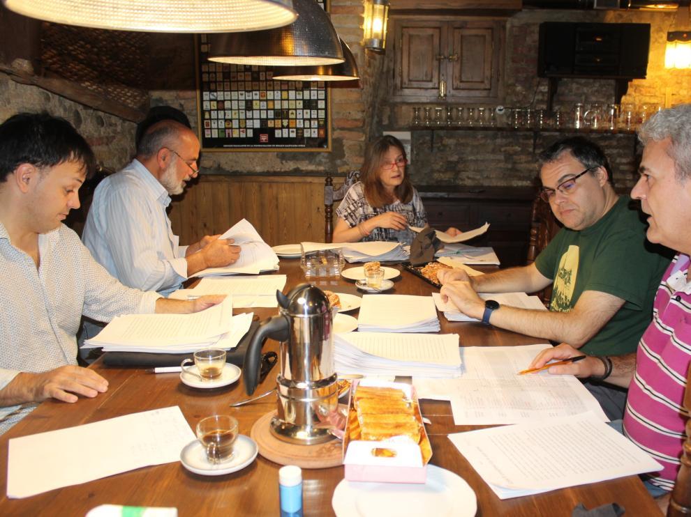 El jurado del certamen lo componen escritores y representantes comarcales.