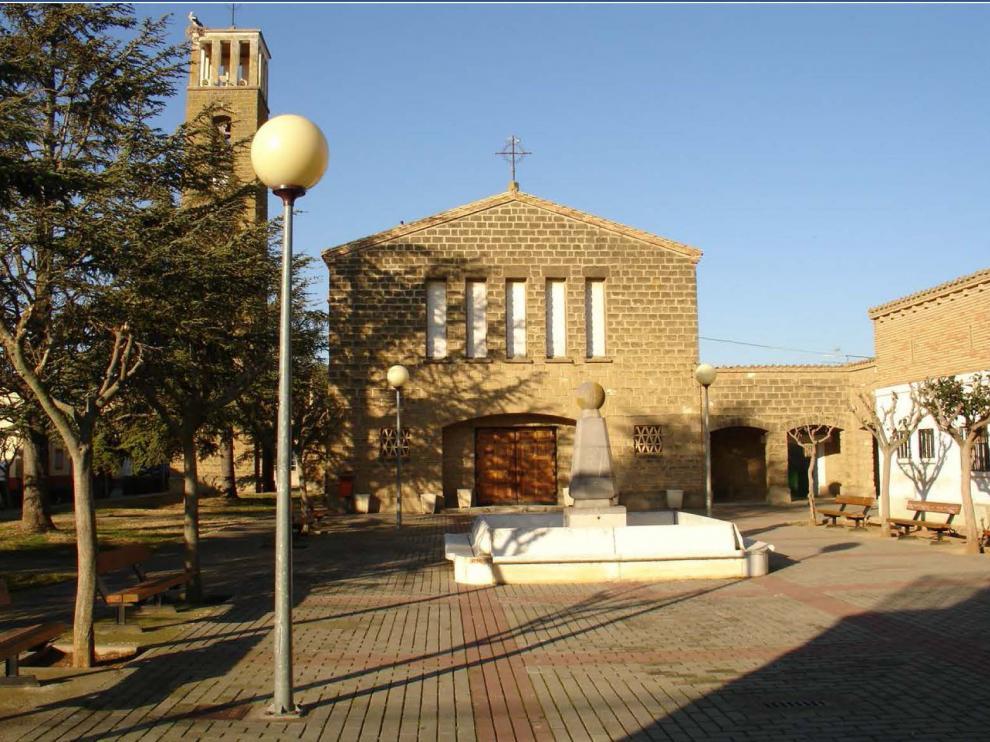 El pueblo de Bardenas está llamado a las urnas este domingo.