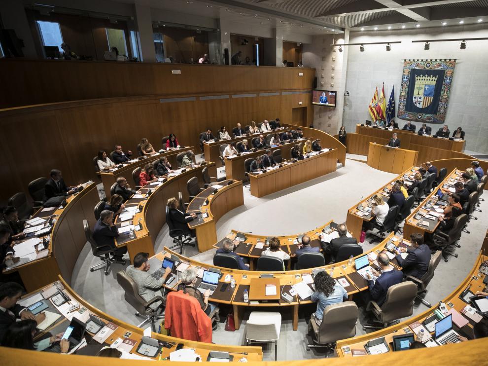 Los diputados ya han publicados sus declaraciones de bienes, intereses y actividades.