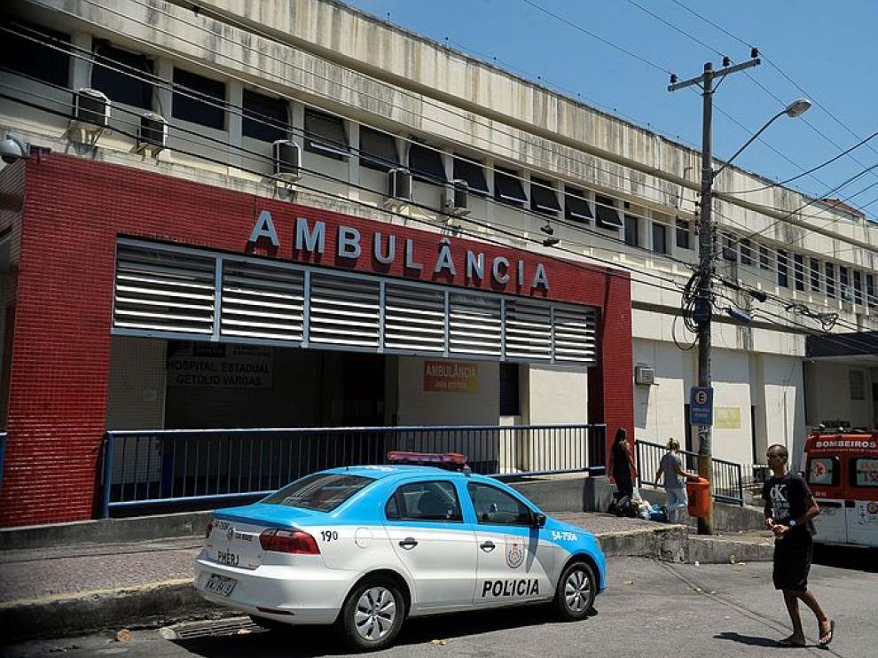 Registran un hospital para recuperar la bala que habría matado a una niña en una operación policial