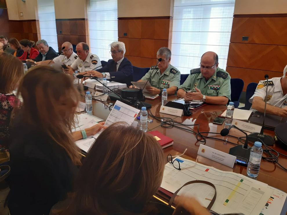 Más de 2.000 agentes trabajarán en la seguridad de las fiestas del Pilar 2019