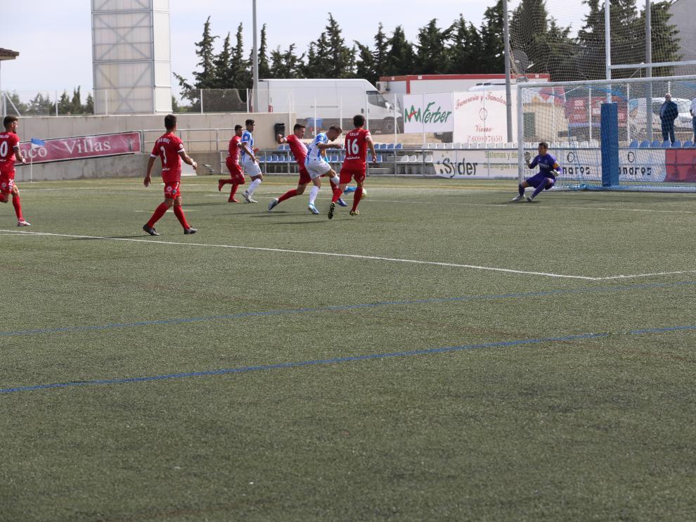 Ejea-Lleida Esportiu   Segunda División B