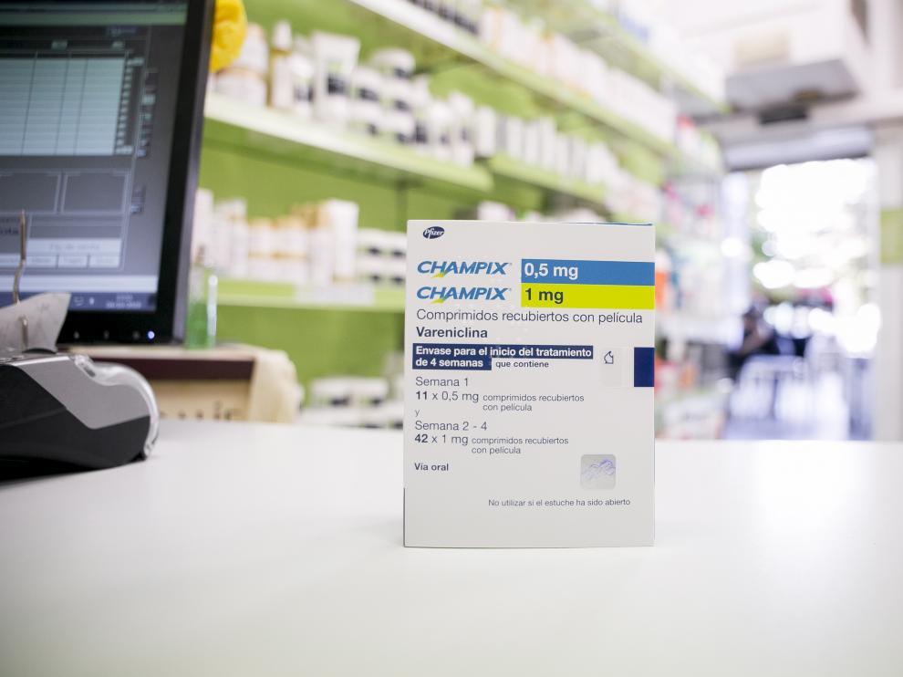 Las farmacias aragonesas vendieron en 2018 más de 4.000 envases.