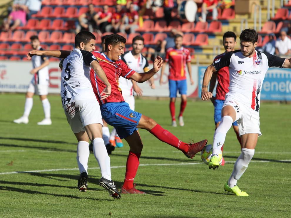 Teruel-Villanueva   Tercera División