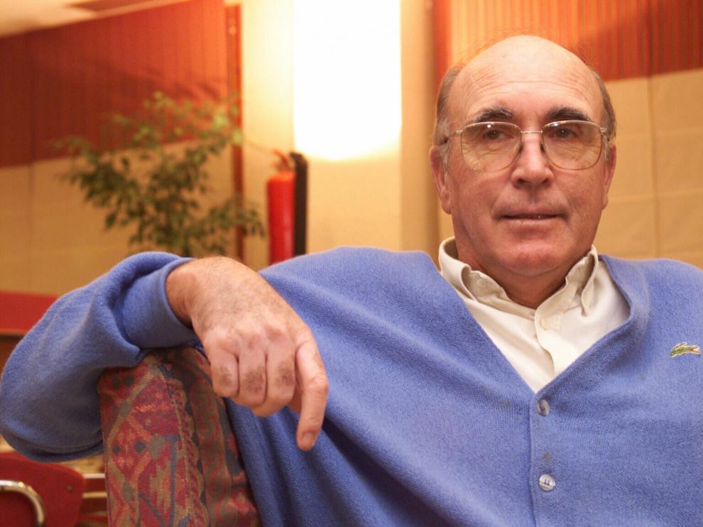 Andrés Gimeno, en una imagen de archivo.