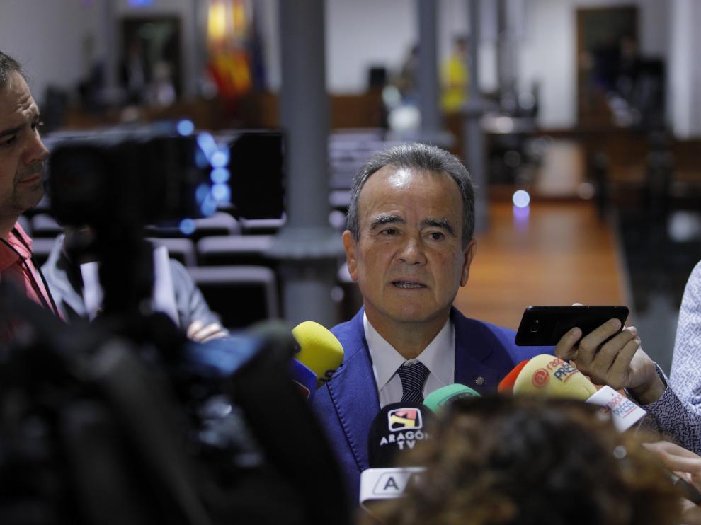 Juan Antonio Sánchez Quero.
