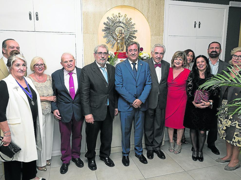 Pregon Fiestas del Pilar en Madrid / 09-11-19 / Enrique Cidoncha [[[FOTOGRAFOS]]]