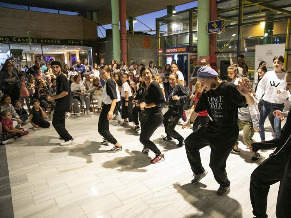 Dance & Style en Los Porches.