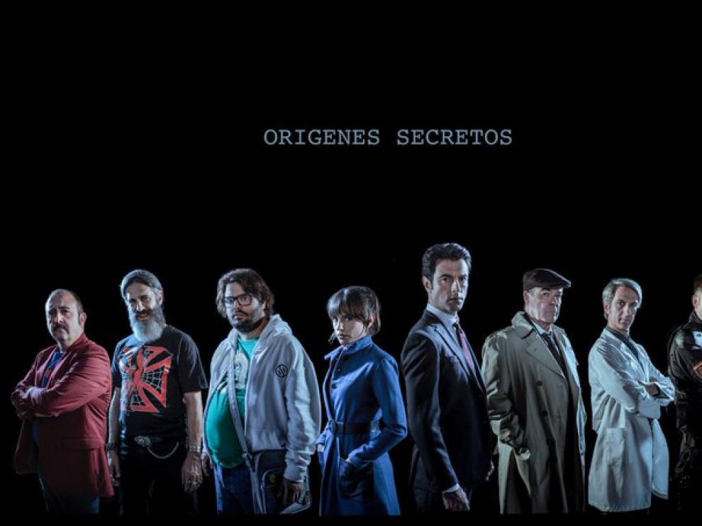 Elenco de la película 'Orígenes secretos'