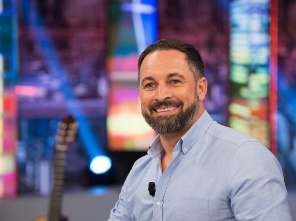 El Hormiguero logra su tercer programa más visto con Santiago Abascal
