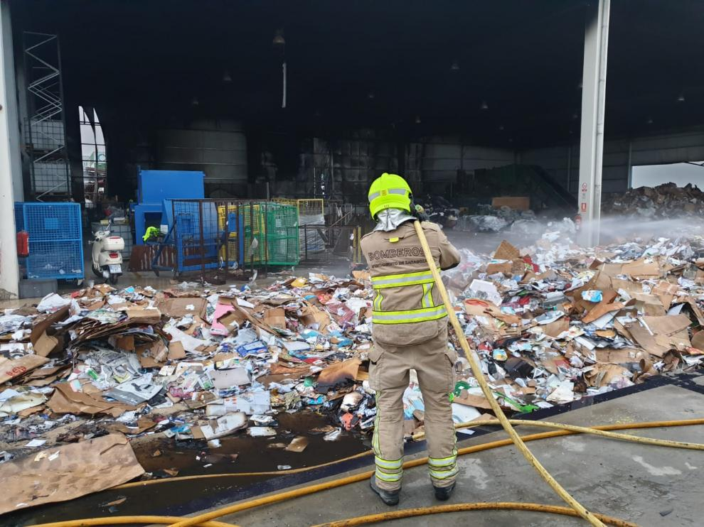 Los incendios afectaron a las empresas Seula e Hidrology
