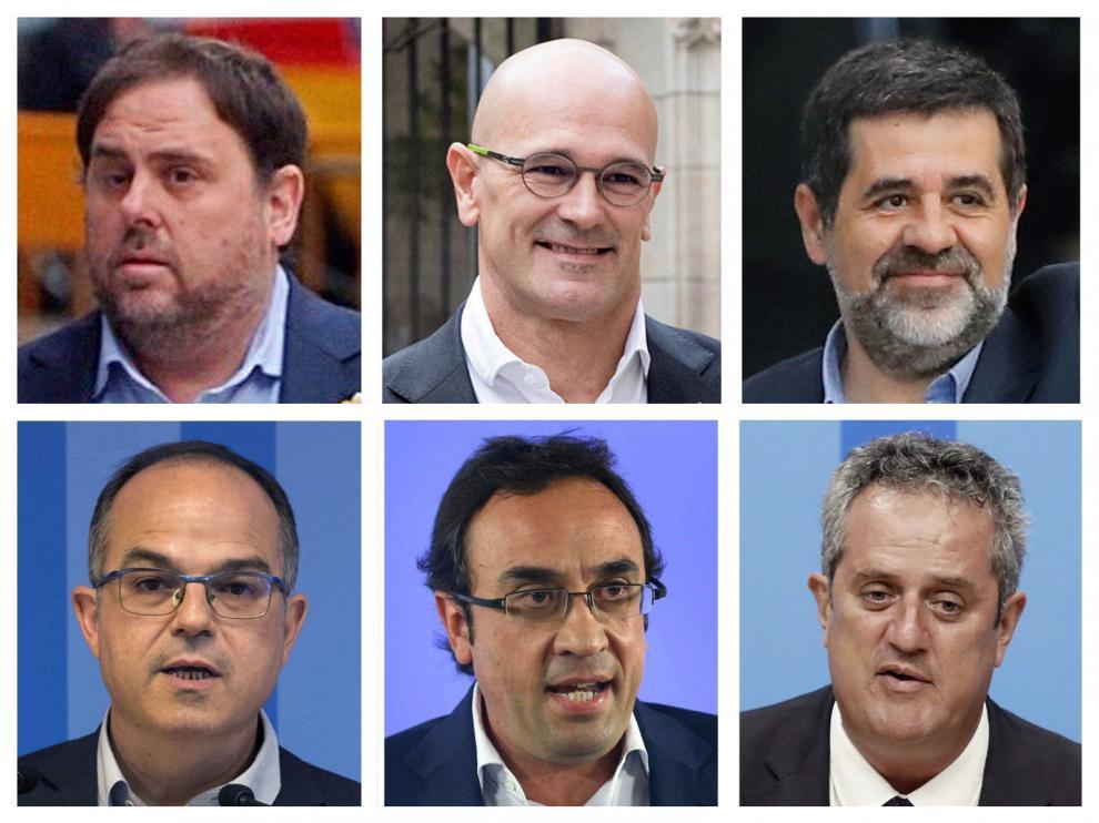 Los condenados que iban en las listas electorales no podrán ser ya candidatos