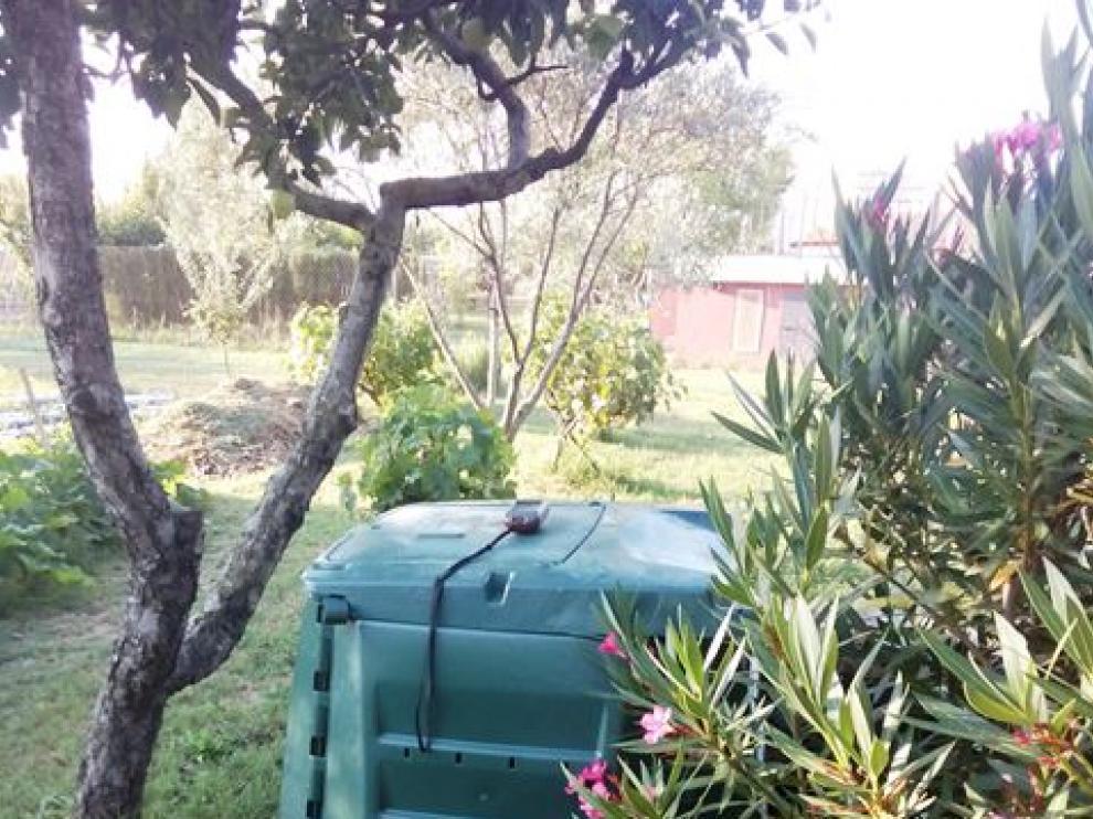 50 familias de la zona ya llevan a cabo el compostaje en sus casas.