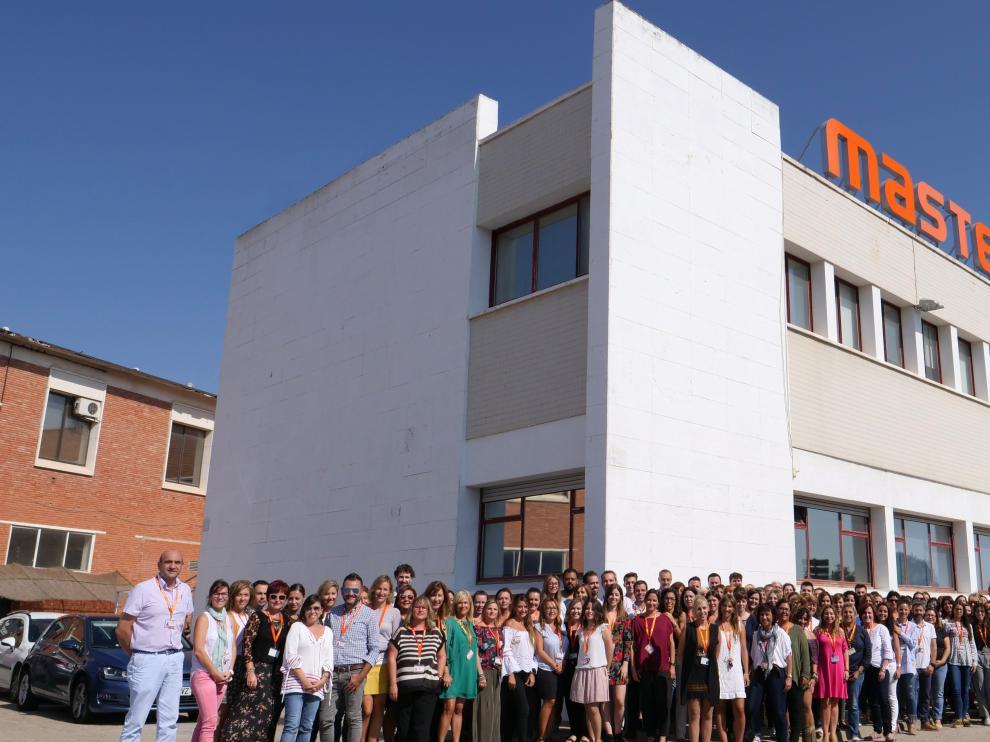 Master, una de las tres grandes empresas que mejor representa el modelo de excelencia de Aragón