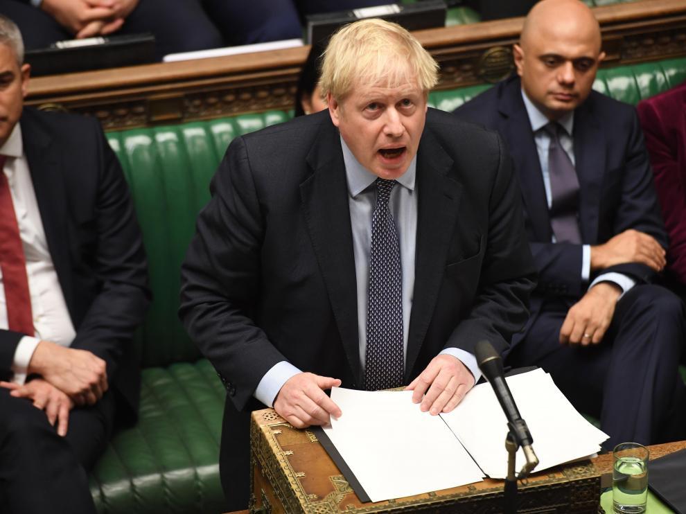 Boris Johnson se niega a pedir una prórroga más allá del 31 de octubre.