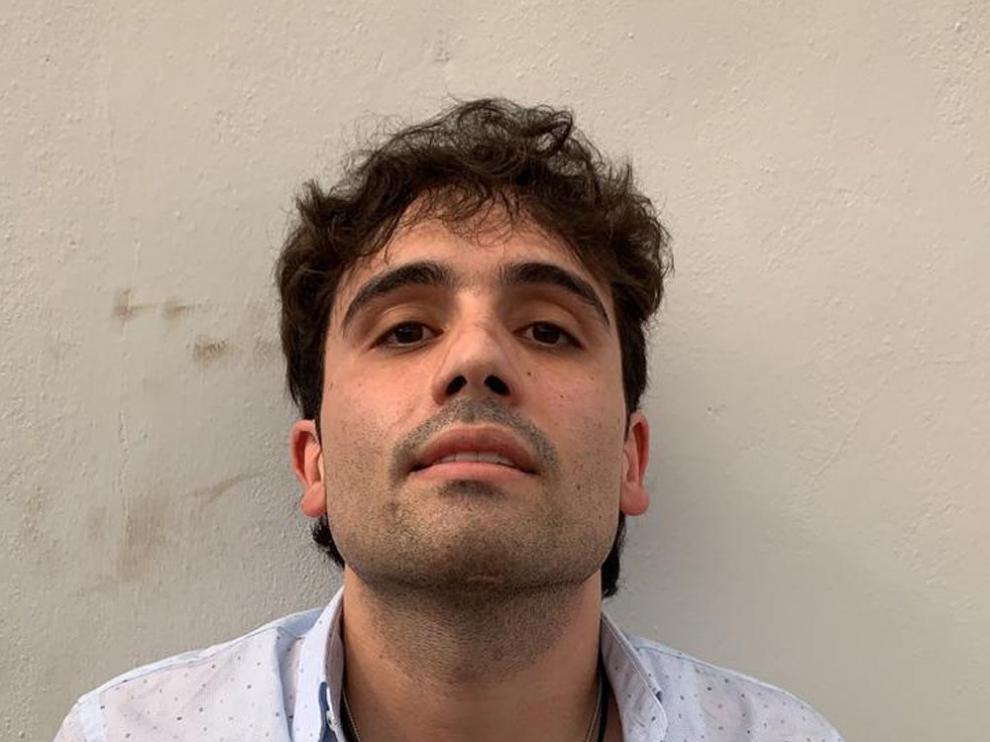 Foto de archivo de Ovidio Guzmán, uno de los hijos del Chapo
