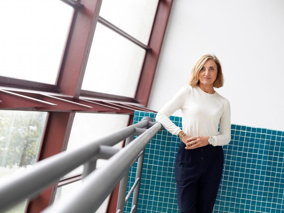 La presidenta de la Sociedad Española para la Inteligencia Artificial, Amparo Alonso.
