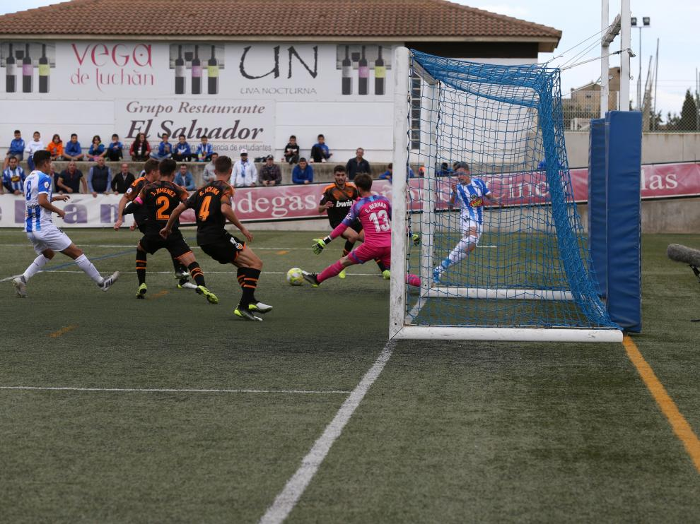 Ejea-Valencia Mestalla | Segunda División B