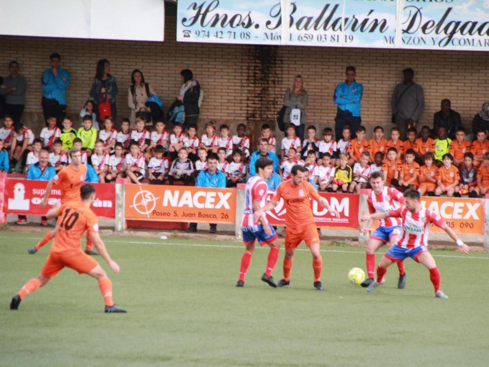 Monzón-Belchite   Tercera División