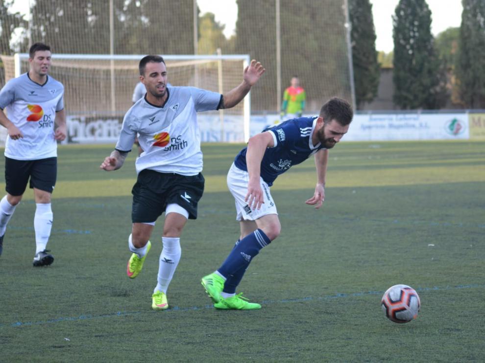 Fútbol. Regional Preferente- Caspe vs. Andorra.