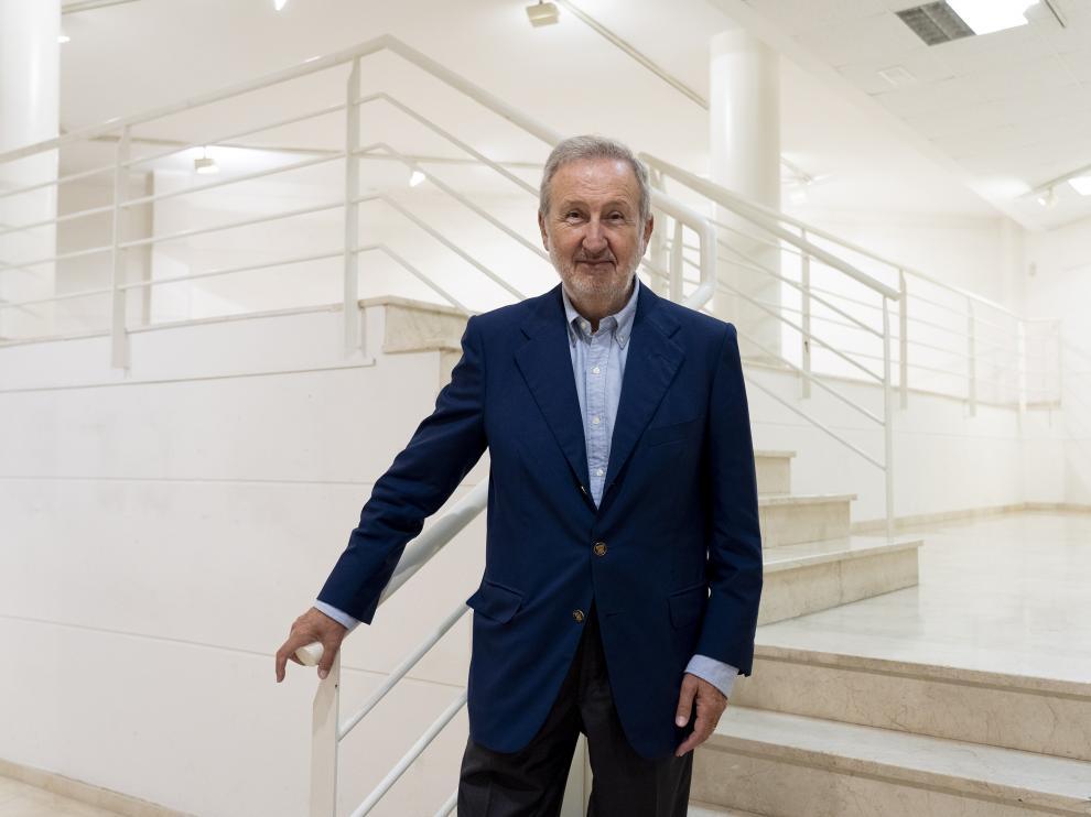 Pedro Bonet, exdirector de marketing de Freixenet. foto Antonio Garcia/bykofoto. 13/09/19 [[[FOTOGRAFOS]]]