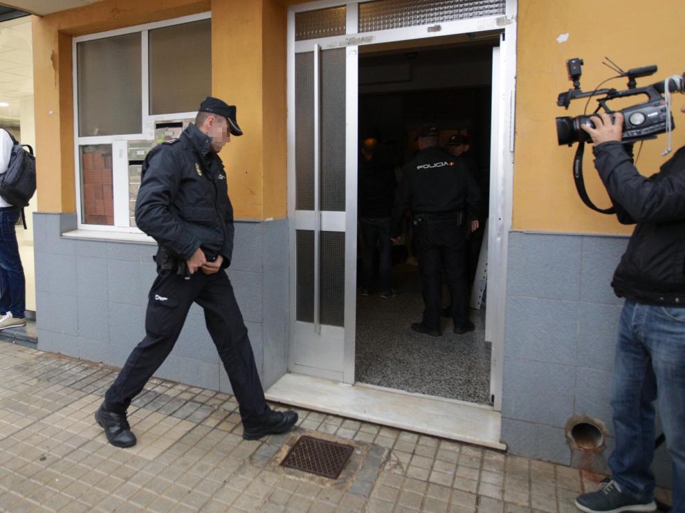 Asesinada una mujer en Denia (Alicante) por su pareja.