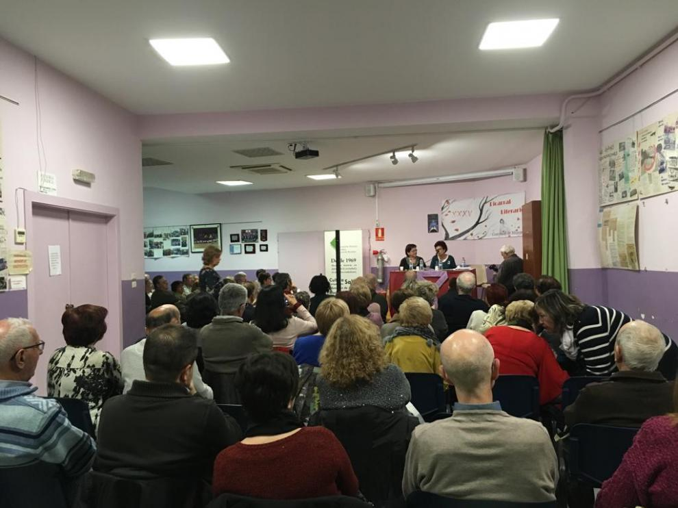 El certamen literario del Picarral celebra medio siglo de historias