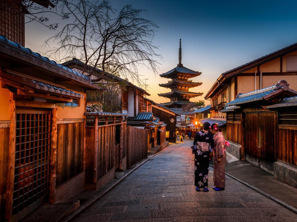 Japón es uno de los destinos más populares para visitar durante la luna de miel.