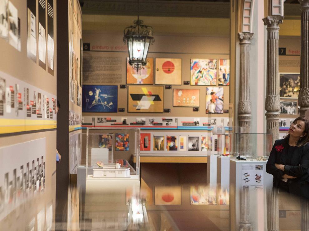La exposición puede visitarse hasta el 5 de enero del año próximo