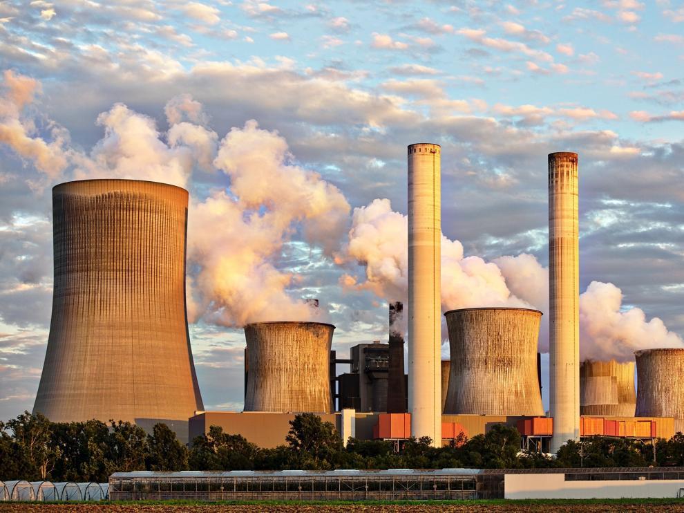 La contaminación atmosférica afecta al sistema respiratorio