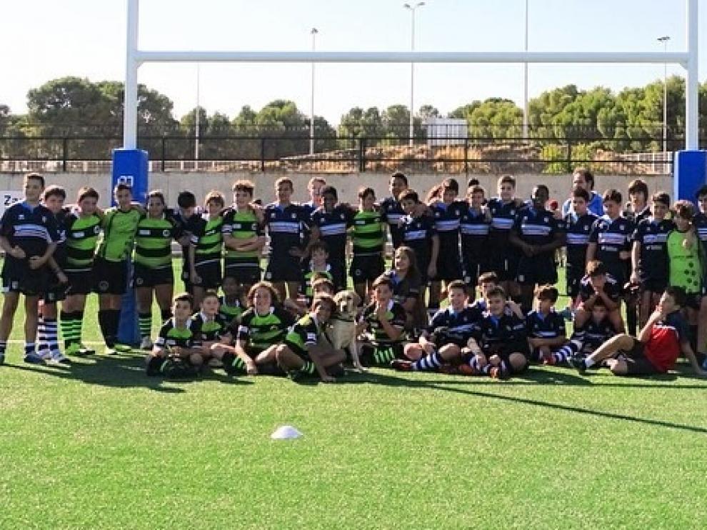 Los escolares son los protagonistas de la primera jornada de los Juegos Deportivos en Edad Escolar de Aragón