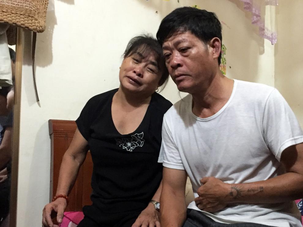 Una joven vietnamita que murió en el camión cerca de Londres se despidió de sus padres